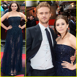 Elizabeth Olsen Keeps Close to Fiance Boyd Holbrook at 'Godzilla' London Premiere!