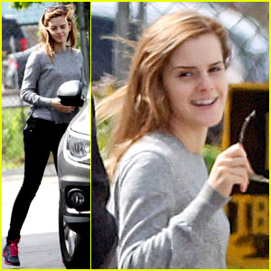 Emma Watson Gets to Work After Graduating from College