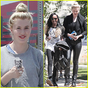 Ireland Baldwin Hopes You Genuinely Want to Be In Her Life