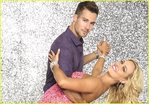 Watch ALL of James Maslow's Dances Before the 'DWTS' Finals Tonight!