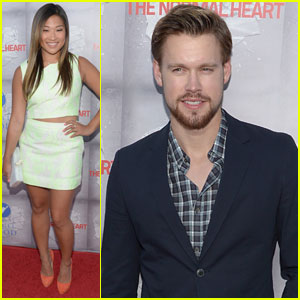 chord overstreet and jenna ushkowitz dating Kevin mchale and chord overstreet photos photos - (l-r) actors lea michele, chord overstreet, kevin mchale, becca tobin, darren criss and jacob artist attend fx's 'american horror story: freak show' premiere screening at tcl chinese theatre on october 5, 2014 in hollywood, california.