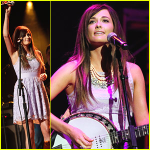 Kacey Musgraves Performs at 'We're All 4 The Hall' Benefit After CMT Awards Nominations