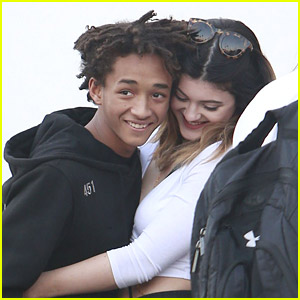 Kylie Jenner Didn't 'Make Out' with Jaden Smith