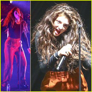 Lorde Announces New Australian Tour Dates