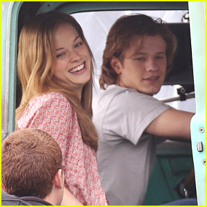 Lucas Till & Jane Levy Start Production on 'Monster Trucks'