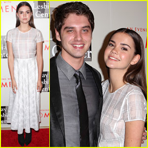 Is maia mitchell and david lambert dating. Dating for one night.