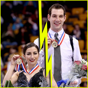 US Pair Skaters Marissa Castelli & Simon Shnapir End Partnership, Will Keep Skating