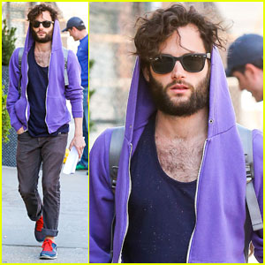 Penn Badgley is Focusing on Music at the Moment