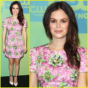 Rachel Bilson Brings 'Hart of Dixie' the CW Upfronts!
