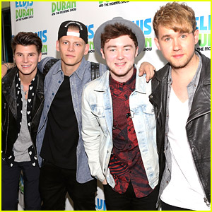Rixton Promote Upcoming Tour at Z100