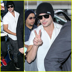 Zac Efron: I Would Get Shirtless Anytime Seth Rogen Told Me To!