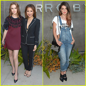 Brenda Song & Zoey Deutch Preview Marc by Marc Jacobs Fall/Winter 2014 Collection