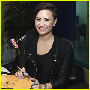 Demi Lovato Chats Summer, Music & Her Hair With Radio Disney