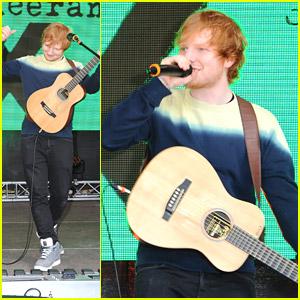 Ed Sheeran: iHeartRadio Album Release Party Live Stream - Watch Here!