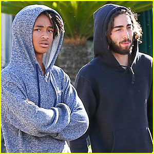 Jaden Smith & Mateo Arias Make a Run for Distilled Water
