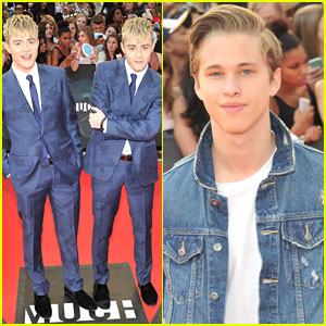 Jedward & Ryan Beatty Make Their Entrances at the MuchMusic Video Awards 2014!