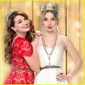 Katie Stevens & Rita Volk Say the 'Tables Turn' in Tonight's 'Faking It' Finale! (JJJ Interview)