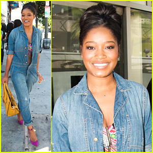Keke Palmer: New 'Just Keke' Talk Show Promo!
