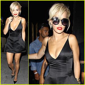Rita Ora Looks Super Sexy After Calvin Harris Split!