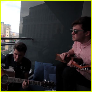 Rixton Shows Their Talent in an Acoustic Version of 'Appreciated' - Watch Here!