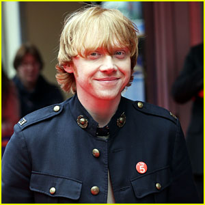 Rupert Grint To Make Broadway Debut in 'It's Only A Play' This Fall