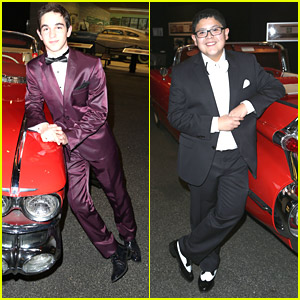 Zachary Gordon Throws Birthday Bash A Few Months Late But It Looks Like It Was Worth It
