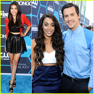 Alex & Sierra Were 'Fangirling' At The Young Hollywood Awards 2014