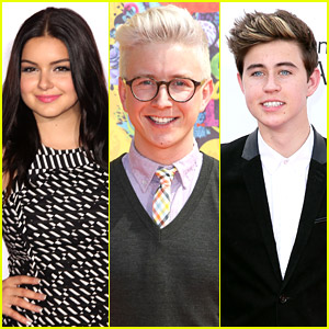 Ariel Winter & Tyler Oakley Speak Out About Nash Grier's Deleted Vine Video
