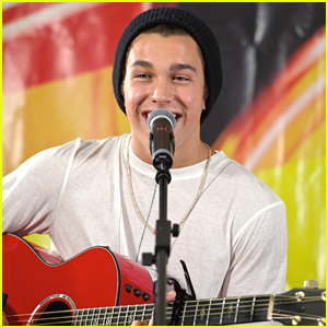 Austin Mahone Wants Some Grammys