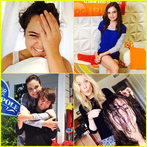 Bailee Madison Brings JJJ Along for Her Big 'Fosters' Debut (Twitter Takeover Recap!)