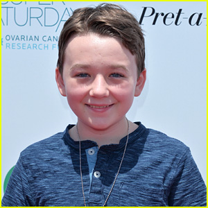 Benjamin Stockham Joins 'Lost & Found' with Degrassi's Justin Kelly!