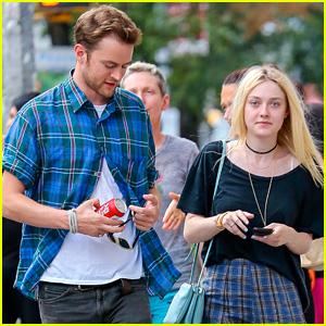 Dakota Fanning: It Was Great Working with Elizabeth Olsen in 'Very Good Girls'