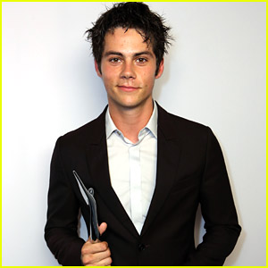 Dylan O'Brien WINS Breakthough Actor at Young Hollywood Awards 2014!