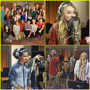 Go Behind-The-Scenes For Disney Channel's 'Frozen' Video Shoot!
