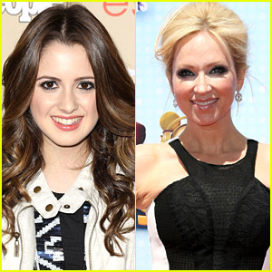Laura Marano & Leigh-Allyn Baker Are Having a 'Bad Hair Day'