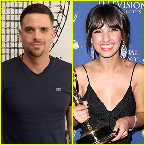 Mark Salling is Dating Big Time Rush's Denyse Tontz!