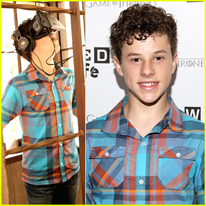 Nolan Gould Has The Best Cosplay Ever at Comic-Con 2014 - Luke Dunphy!