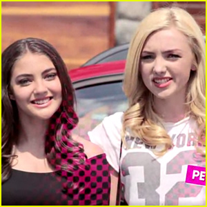 Peyton List Introduces Us to Her BFF Kaylyn in New 'Teen Vogue' Video - Watch Now!