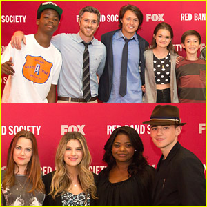 The Cast of 'Red Band Society' Holds Screening in Atlanta
