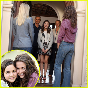 'The Fosters' Exclusive First Look Photos: Bailee Madison Makes Her Debut as Callie's Sister!