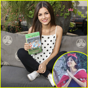 Victoria Justice Plays Snow White in Todrick Hall's 'Snow White & the Seven Thugs' - Watch Now!