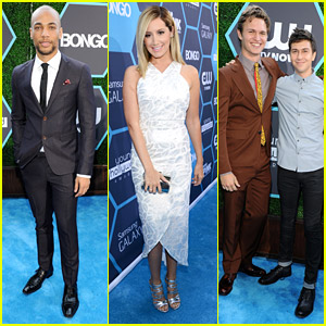 Who Was JJJ's Best Dressed At The Young Hollywood Awards 2014? Find Out Here!