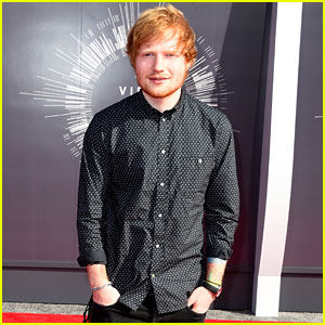 Ed Sheeran Brings His Dark Side to the MTV VMAs 2014!