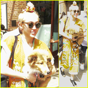 Miley Cyrus Ditches New York City for Philadelphia!
