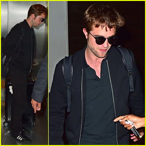 Robert Pattinson: 'Depression Never Lasts Long With Me'