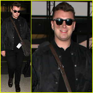 Sam Smith's Mom Helps Him Stay Grounded