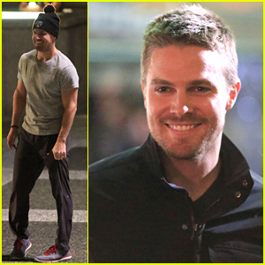 Stephen Amell Filmed a Scene 'Two Years in the Making' for 'Arrow'!
