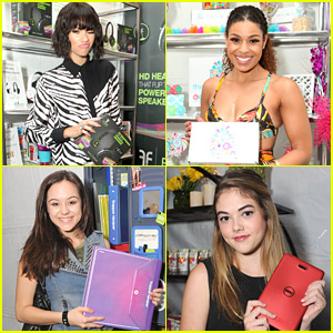 Zendaya, Jordin Sparks & More Get Gaming at Backstage Creations Teen Choice Retreat