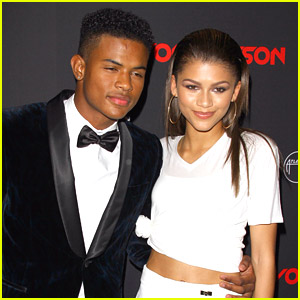 Did Zendaya Confirm She's Dating Trevor Jackson?!