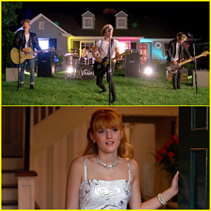 Watch The Vamps' New Video, Featuring Bella Thorne!